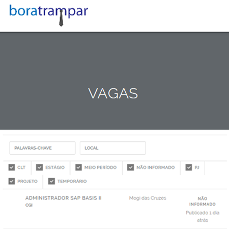BoraTrampar.com.br