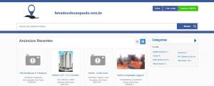 Site FeiraDoRoloSaoPaulo.com.br